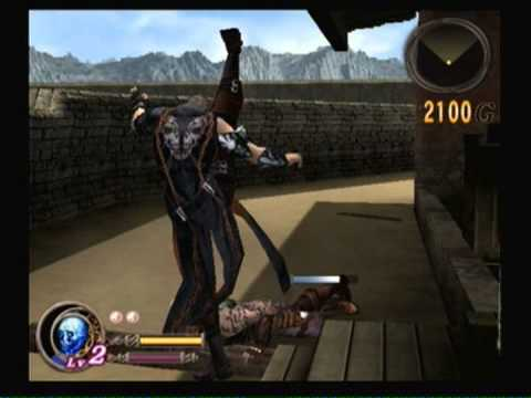 God Hand screenshot 3