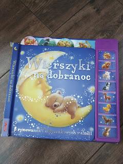 książka dla dzieci. Grające książki