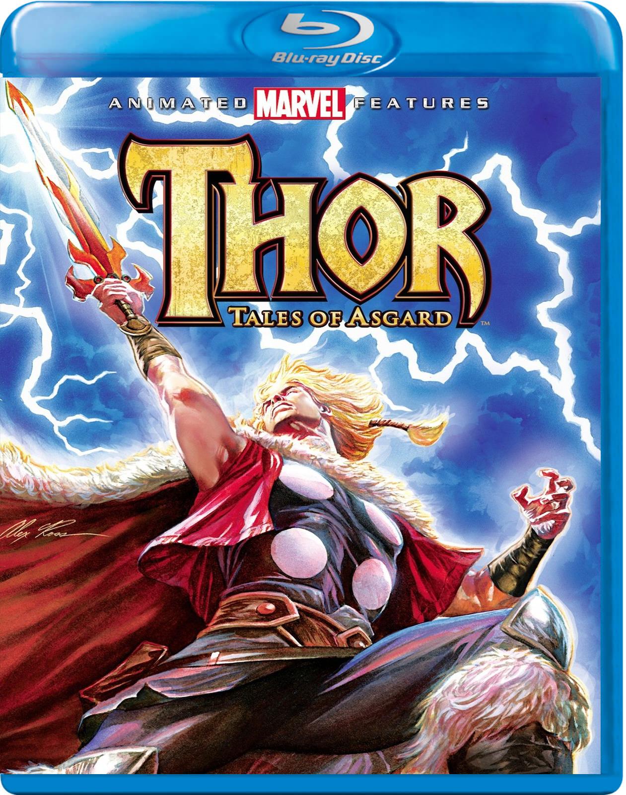 Thor: Tales of Asgard [2011] [BD25] [Latino]