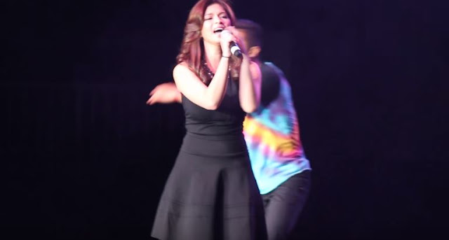 MUST WATCH: Angel Locsin Sings 'The One That Got Away' At 'One Kapamilya Go' In Toronto!
