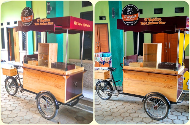 Bike CoffeeMobile Carts DesignThe Biggest Advantage Of Our Products Beside Quality Is The Mobility You Can Change Location Place Without