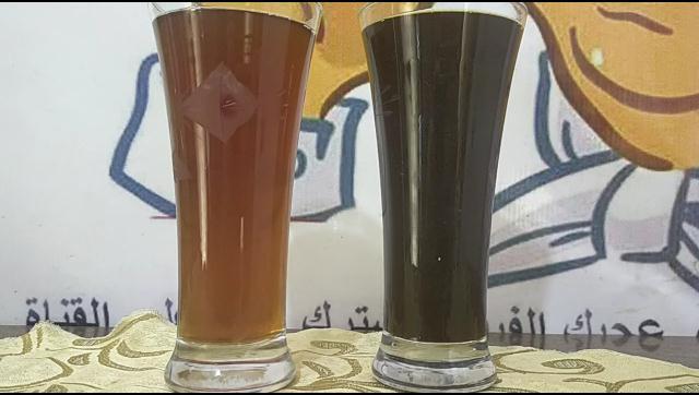 طريقة تحضير عصير الدوم زى بتاع المحلات واحلى 👌👌👌👍👍👍عصاير رمضان بطريقتين مختلفين الشيف محمد الدخميسي