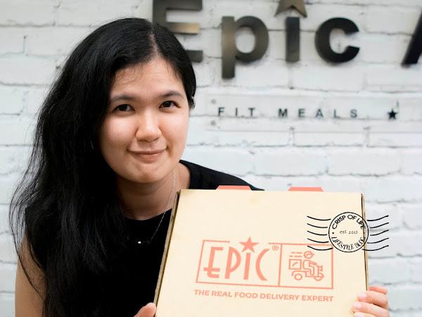 Epic Fit Meals Co @ Klang Valley