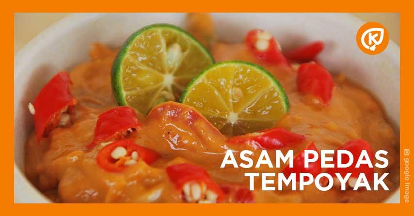 Asam Pedas Tempoyak -Kalbar