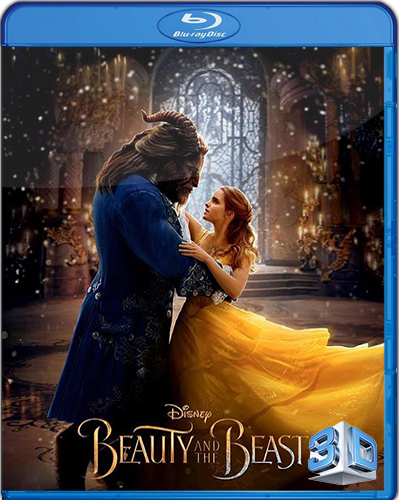 Beauty and the Beast [2017] [BD50] [Latino] [3D]
