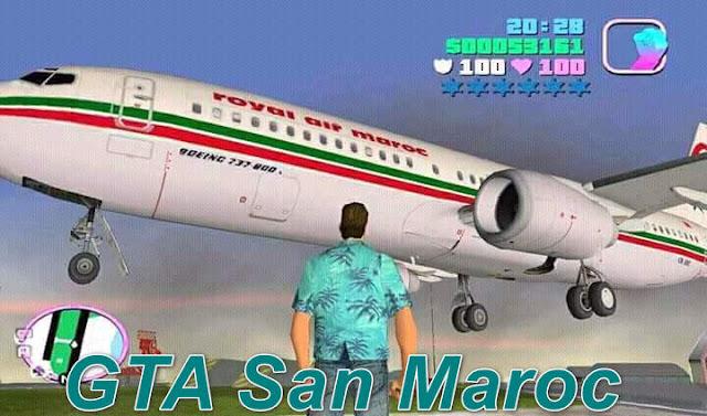 تنزيل Telecherger GTA San Morocco Android apk
