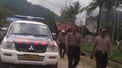 Demo Komite Nasional Papua Barat (KNPB) di Jayapura Dikawal Ketat oleh Satuan Keamanan