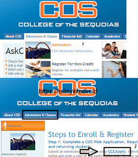 Cara membuat email edu student dicollege of sequoias