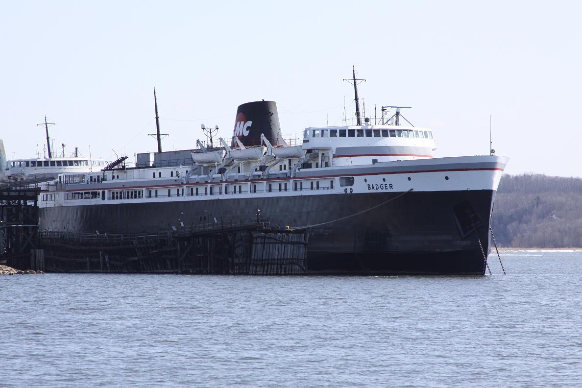 Car Ferry Service Lake Michigan
