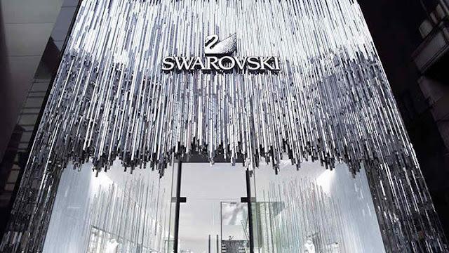 Percantik Diri Anda dengan Aksesoris Cantik Swarovski