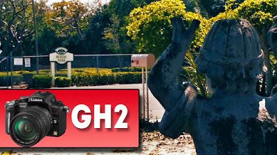 Cámara Lumix GH2
