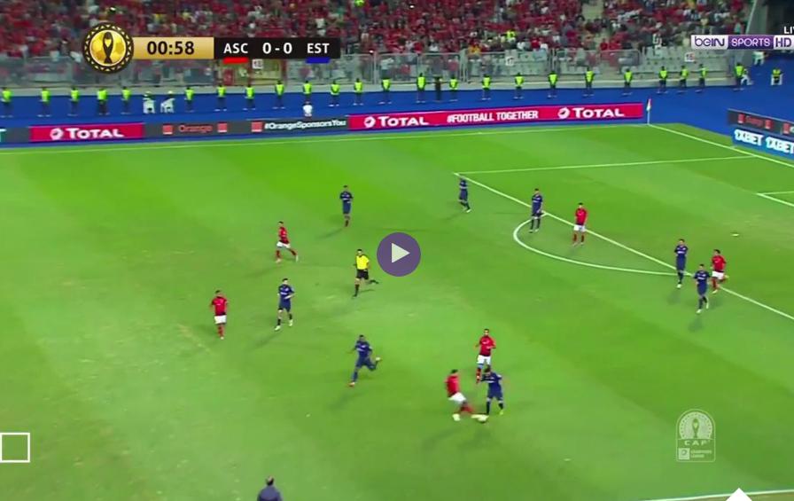 ملخص واهداف مباراة الاهلى والترجى التونسى 3 - 1  نهائى دورى ابطال افريقيا 2018