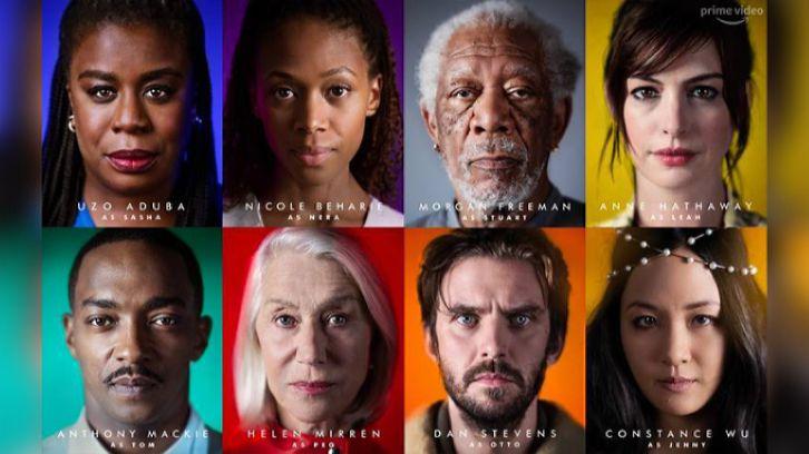 Solos - Premiere Date Announced feat Morgan Freeman, Anne Hathaway, Helen Mirren, Uzo Aduba