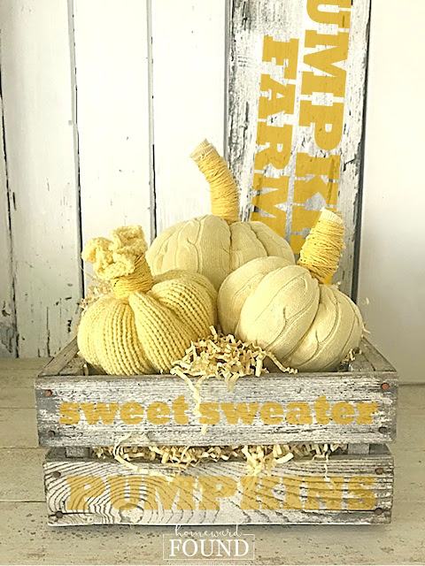 Sweet Sweater Pumpkins,decorating,vintage style,farmhouse style,thrifted,diy decorating,re-purposing,pumpkins,fall,DIY,  re-purposed,boho style,up-cycling,crafting,fall home decor,decorating with pumpkins,fall decor,sweater pumpkins,tutorial,sweaters,crafting with sweaters.