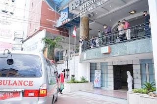 Resmi Beroperasi dengan Kapasitas 247 Kamar, Wali Kota Medan Pastikan Pelayanan Medis di Gedung Isoter Ex Hotel Soechi