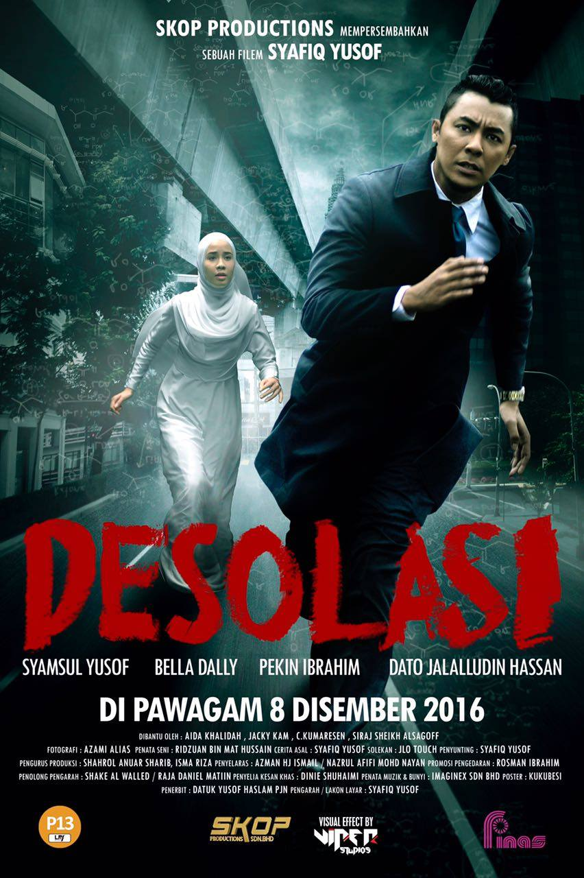 Poster Desolasi