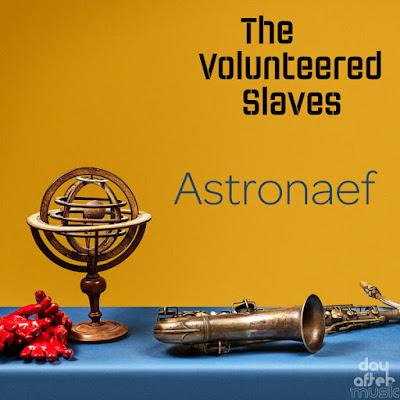 """SpaceShipOne"" sera le cinquième album des Volunteered Slaves"