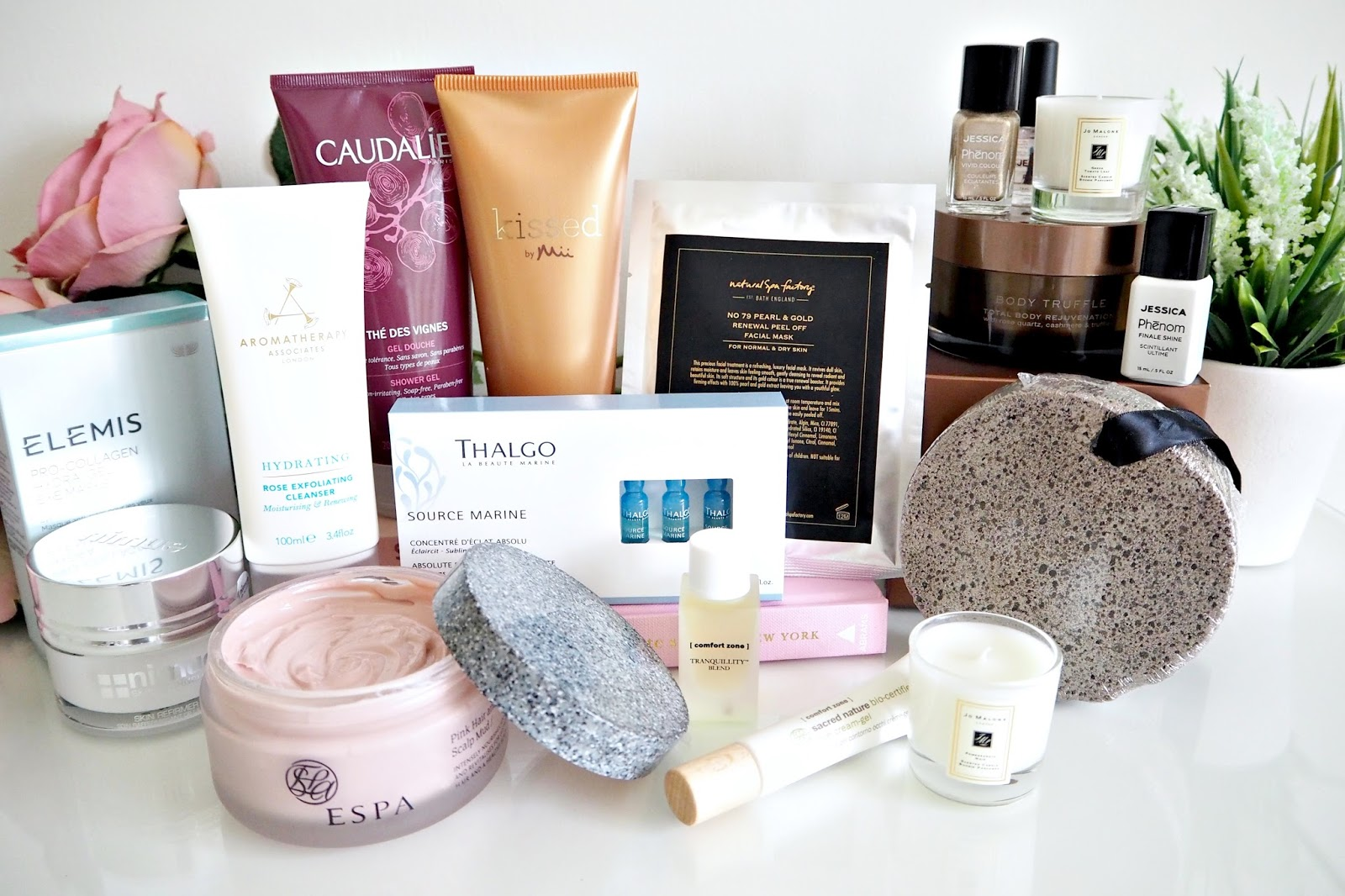 Beauty Picks With The Good Spa Guide, spa products