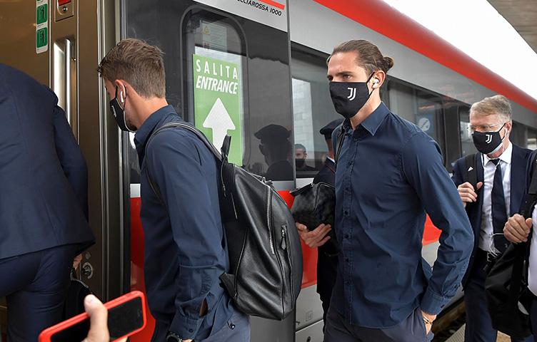 """Rabiot: """"Nešto se neobično desilo u Milanu"""""""