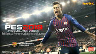 PES 2019 v2.3.3 Mod by Hassan360 Apk + Obb