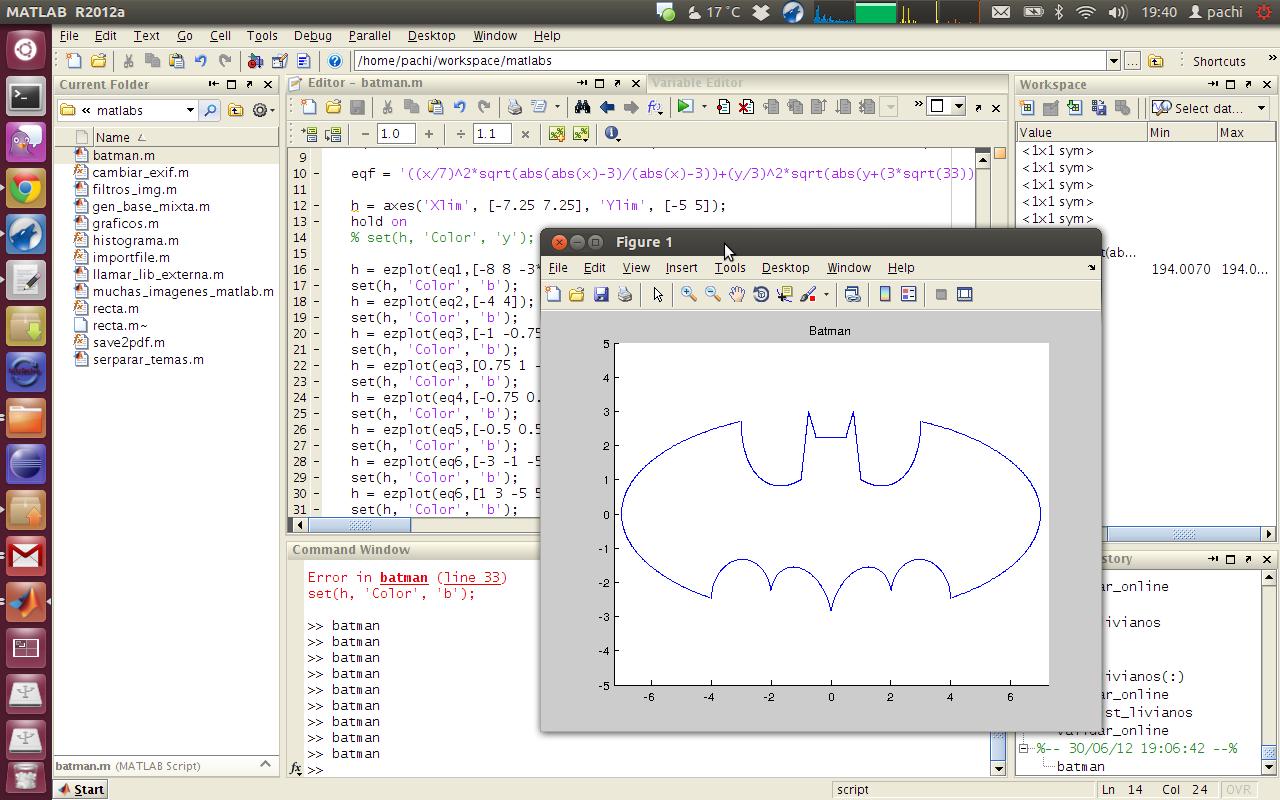 The Batman equation | Lo que no se comparte, se pierde