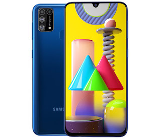 Samsung Galaxy M31 specifications