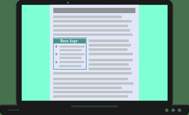 """Cara membuat Fitur """"Baca Juga"""" atau """"Related Post"""" Otomatis di Blogger"""