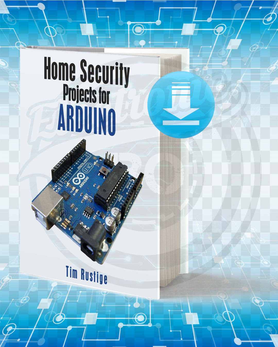 Free Book Home Security Projects for Arduino pdf.