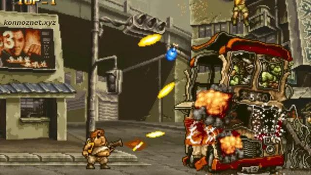 لعبة METAL SLUG X للكمبيوتر