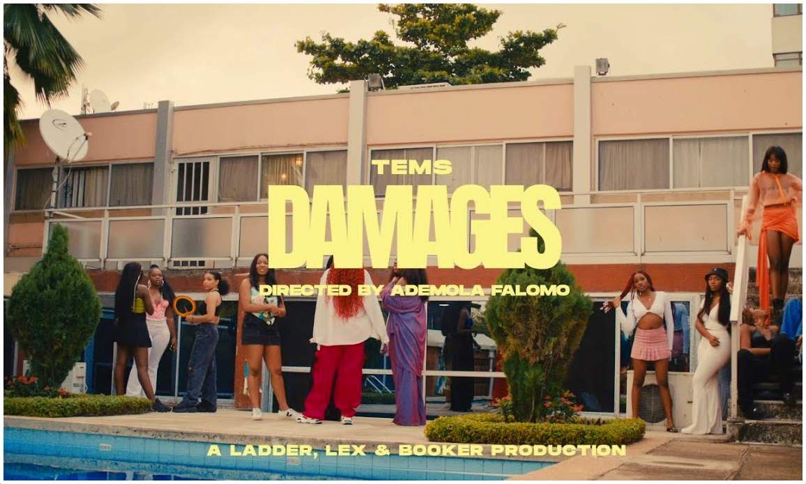 VIDEO: Tems - Damages (ACE SAID SO)