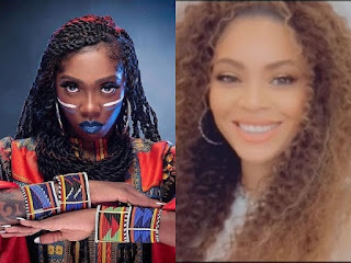 'You Cannot Be Quiet' - Tiwa Savage Calls out Beyonce to Join the #EndSARS movement
