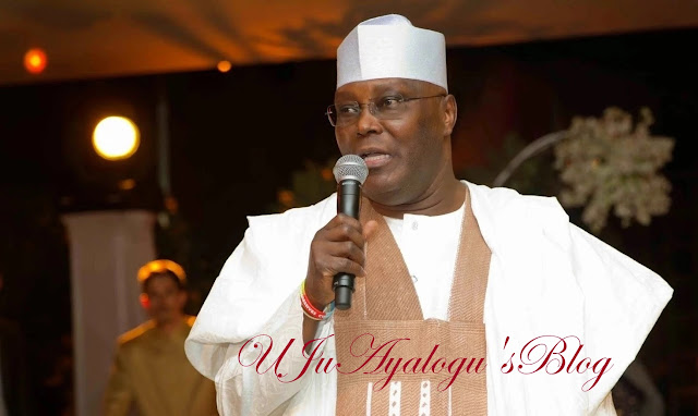 Buhari Must Go, He Has Destroyed The Economy - Atiku Declares As He Storms Katsina