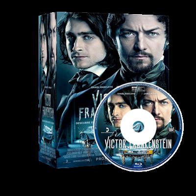 Victor Frankenstein 2015 BluRay 1080p Mp4