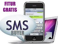 SMS BUYER Pengisian Pulsa Termurah