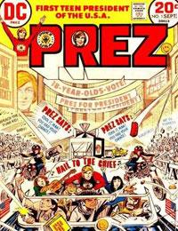 Read Prez (1973) comic online