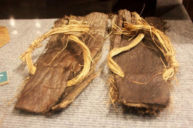 sandal peninggalan budaya nusa tenggara barat