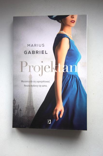 """Recenzje #61 - """"Projektant"""" - okładka książka pt.""""Projektant"""" - Francuski przy kawie"""