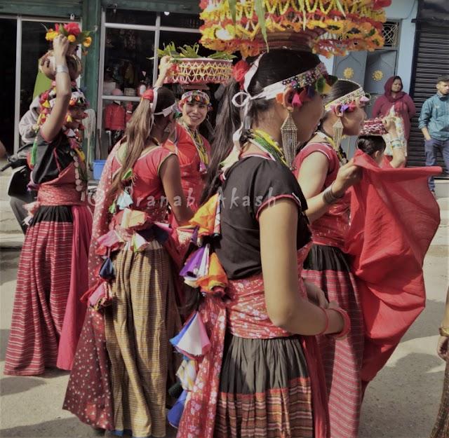 Glimpse to Tharu Community (Photo Feature)