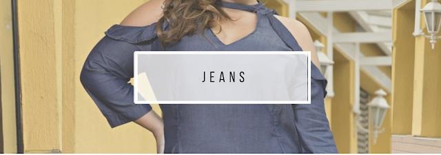 Vestido curto plus size: tendências e dicas de looks - jeans