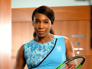 Fotografía de Venus Williams