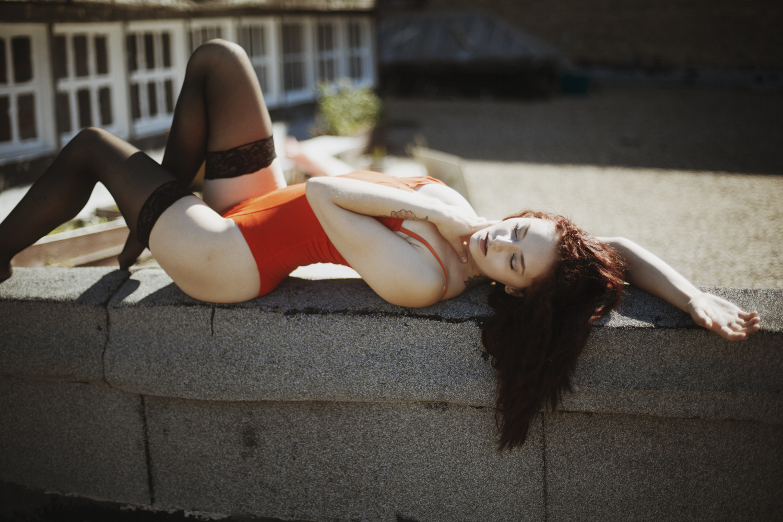 Jillian Xenia Photography expressive sensual