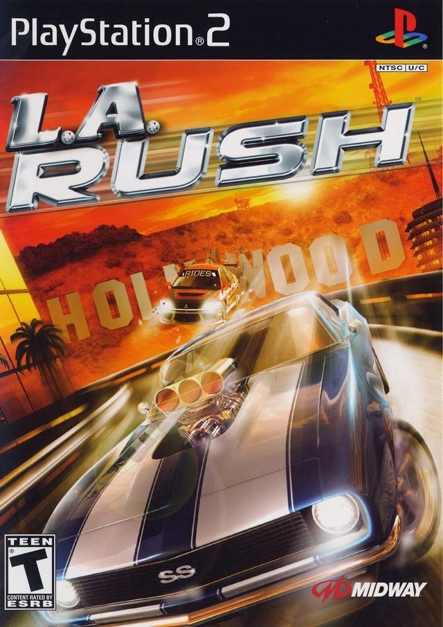 L.A. RUSH PS2