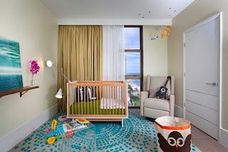 decorar cuarto bebé