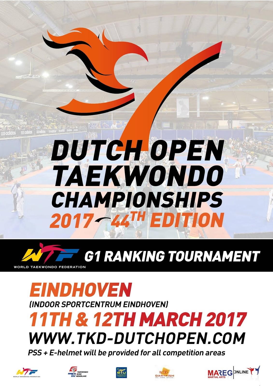 taekwondo greece group: 11/3/2017 - LOTTO DUTCH OPEN