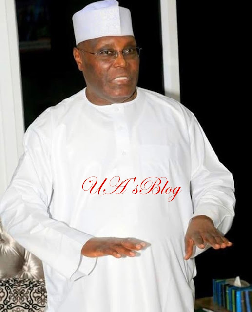 Presidential Elections: What Atiku told National Peace Committee
