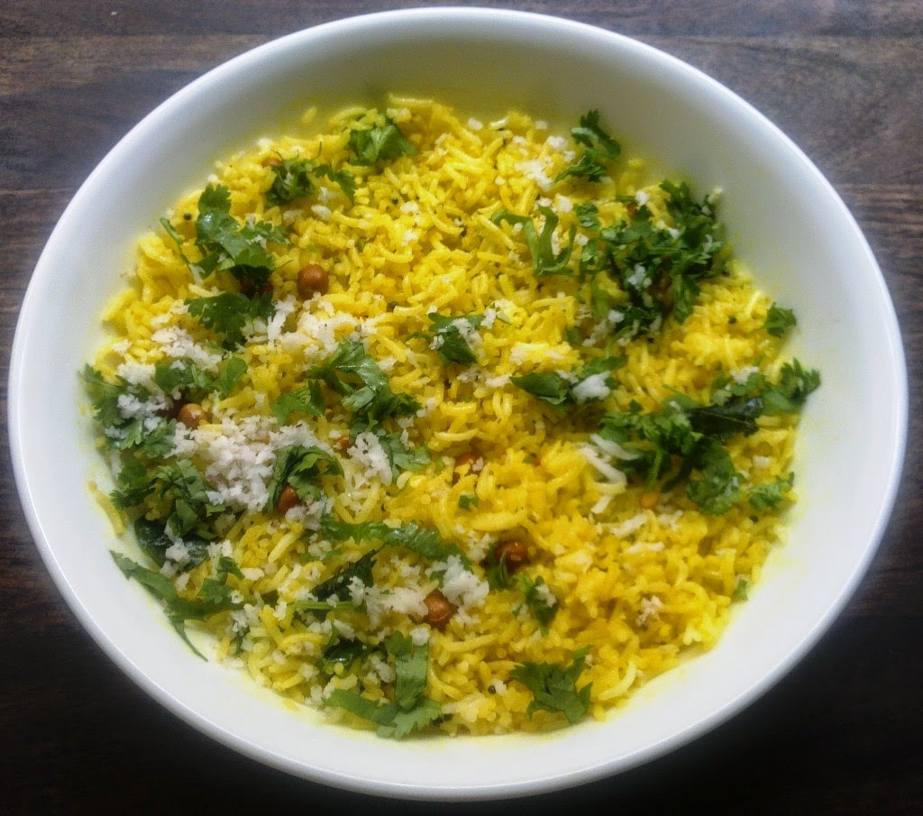 lemon rice food recipes