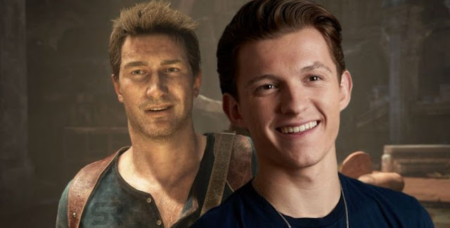 Tom Holland/Uncharted