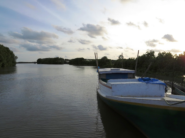 Pelabuhan Rakyat Binanga Sangkara (Sungai Lebar)