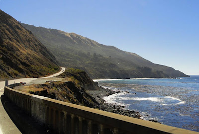 Pacific Coast Highway – Califórnia
