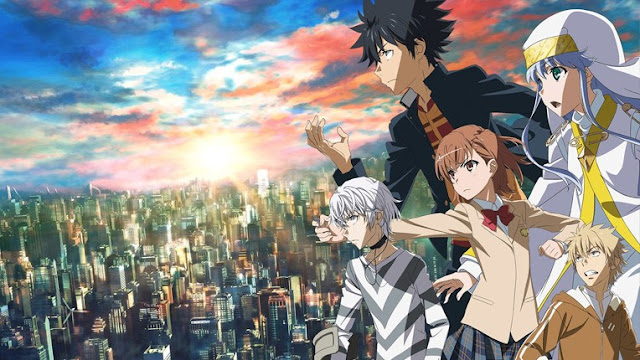 A Certain Magical Index S3